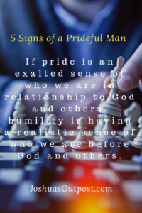 Signs of pride