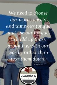The Words We Speak