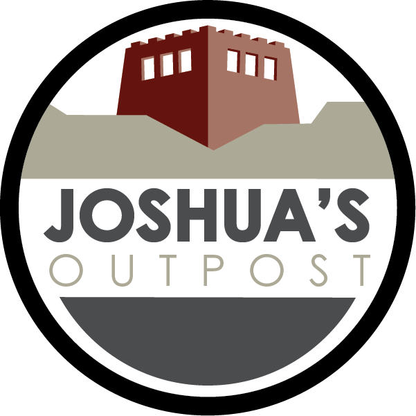 Joshua's Outpost Staff