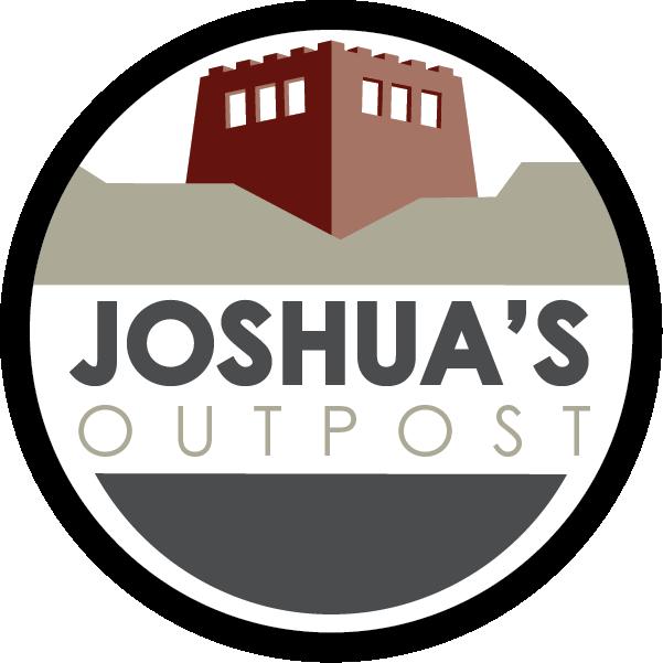 Joshua's Outpost Staff