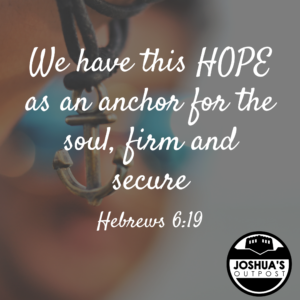Secure in Him