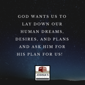 Plans God has for you