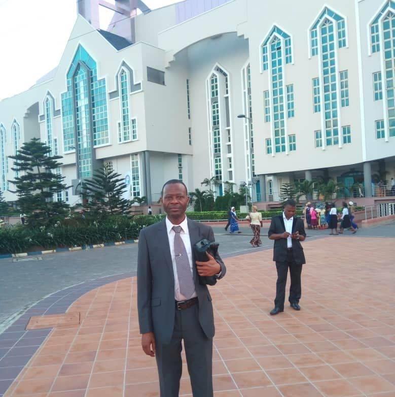 Charles Ike Okoroafor