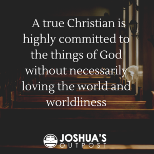 What does it mean to be a Christian?