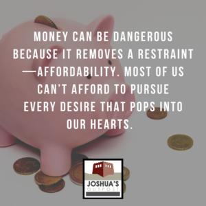 How Dangerous Is Your Money?