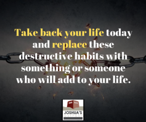 Break the Chains of Addictions