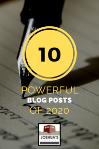 10 Powerful Blog Posts of 2020