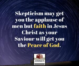 Did Jesus Perform Miracles?