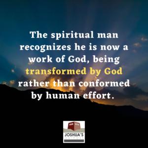 From Religious to Spiritual