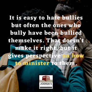 What to do with Bullies